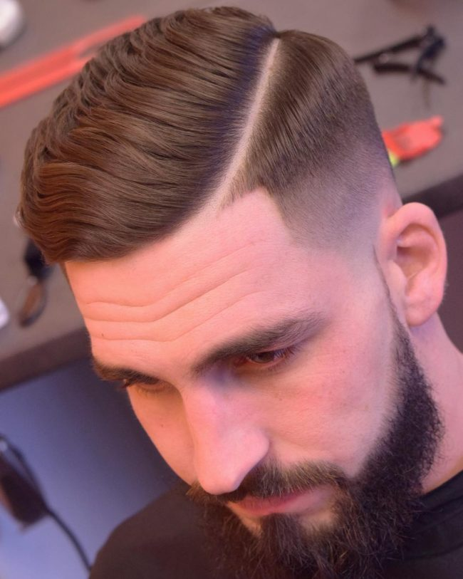 Hard Part Haircut 41