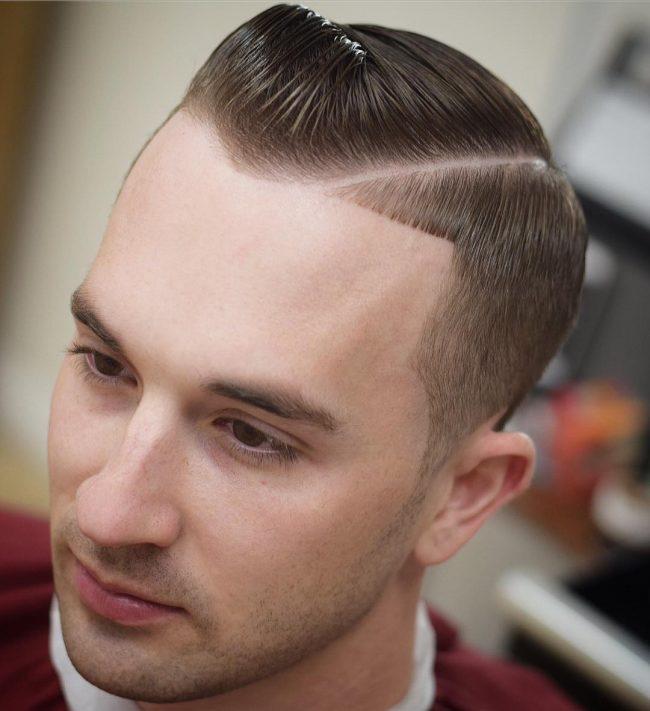 Hard Part Haircut 45
