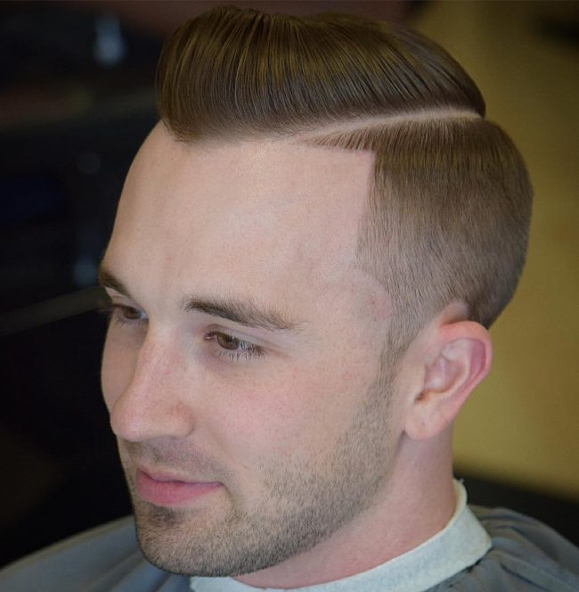 Hard Part Haircut 50