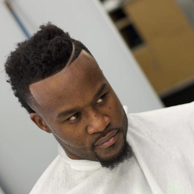 Hard Part Haircut 57