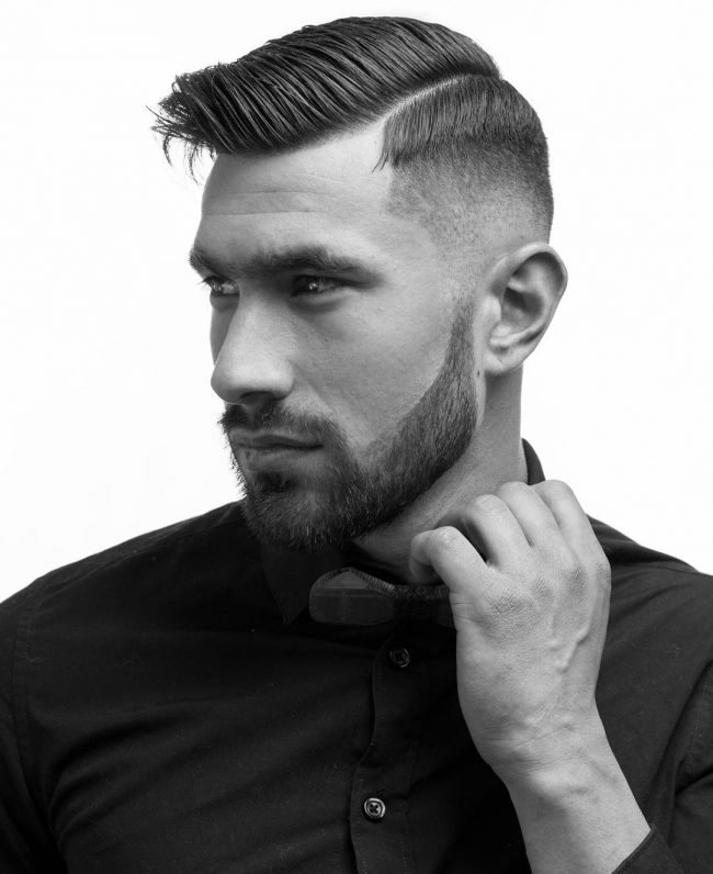 85 Popular Hard Part Haircut Ideas Choose Yours 2019