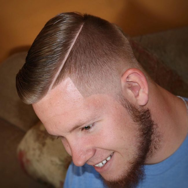 Hard Part Haircut 64