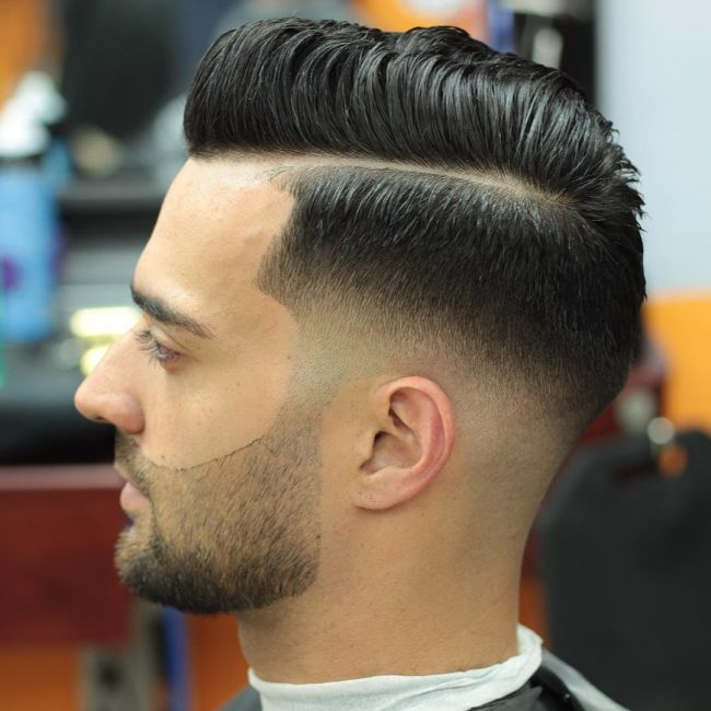 Hard Part Haircut 70