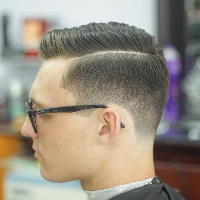 Hard Part Haircut 73