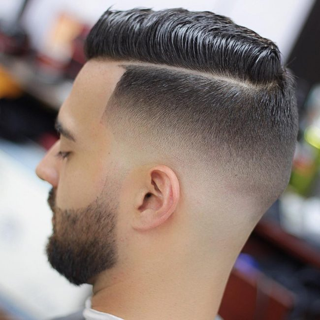 Hard Part Haircut 74