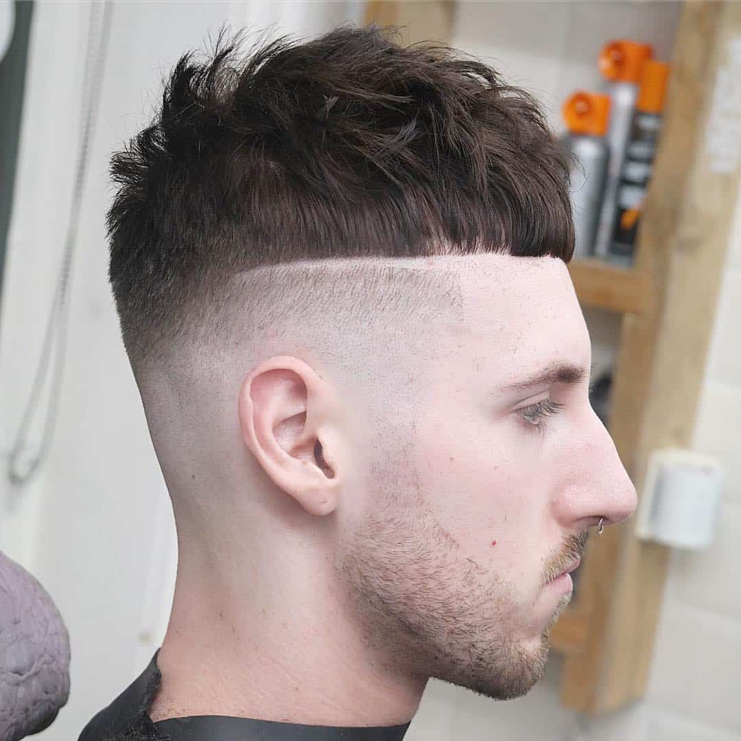 85 Popular Hard Part Haircut Ideas - Choose Yours [2018]