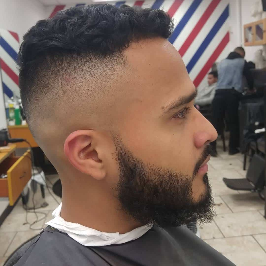 High & Tight Curls