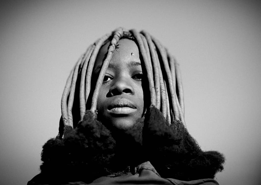 Himba Dreadlocks