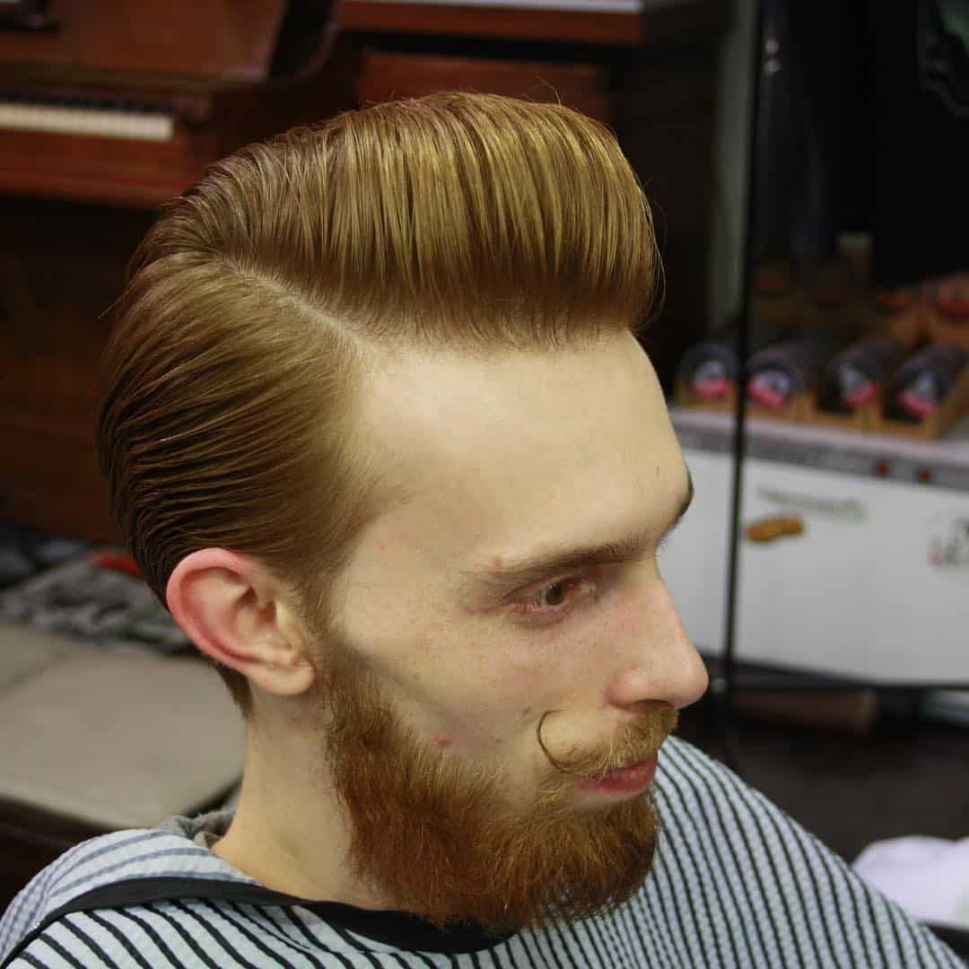 85 popular hard part haircut ideas choose yours 2018 2 hipster trim pomp solutioingenieria Gallery