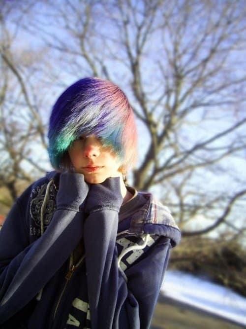 Multi-Color Hoodie