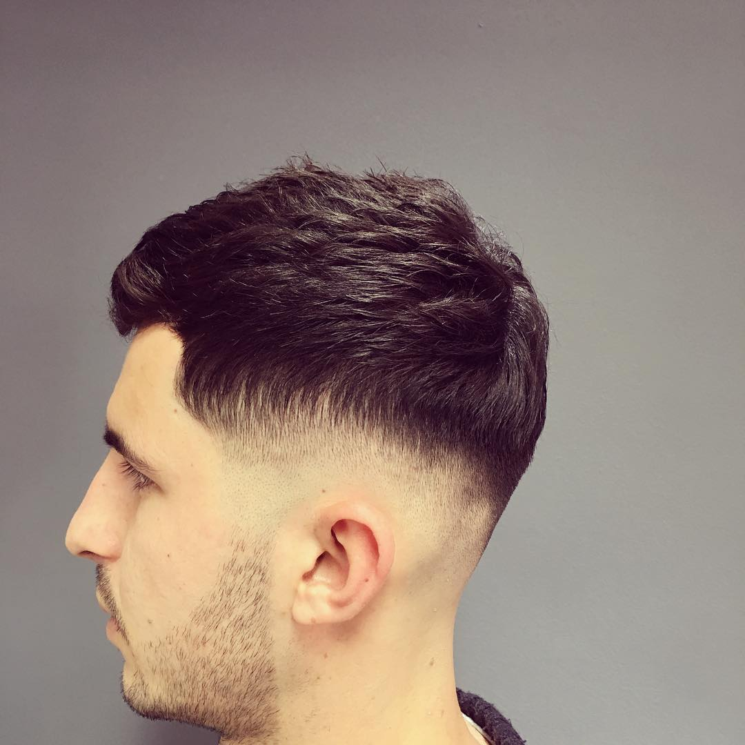 50 Popular Ways To Wear Caesar Haircut 2018 Ideas