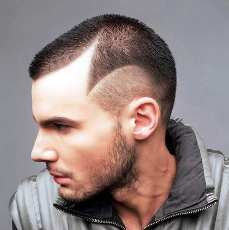 Miraculous 25 Alluring Styles For Men With Receding Hairline Be Creative Short Hairstyles For Black Women Fulllsitofus