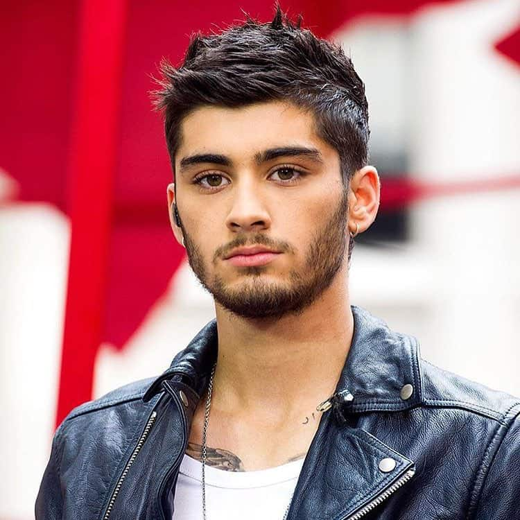 50 Amazing Zayn Malik Haircut Styles 2018 Guide