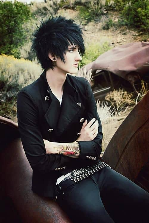 Outstanding 40 Cool Emo Hairstyles For Guys Creative Ideas Hairstyle Inspiration Daily Dogsangcom