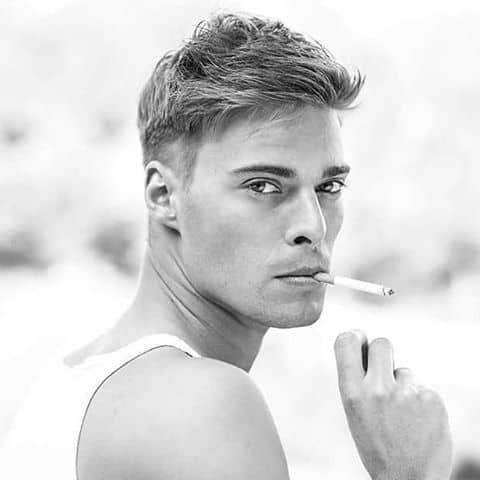 The Messy Look