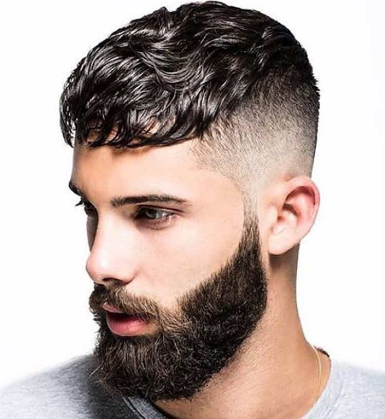 50 Popular Ways To Wear Caesar Haircut  [2017 Ideas] - Curly Black Mens Hairstyles
