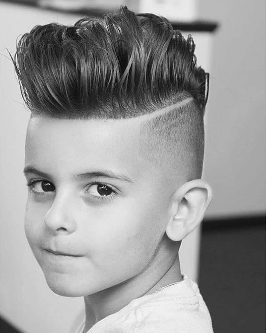 50 Best Boys Long Hairstyles For Your Kid 2018