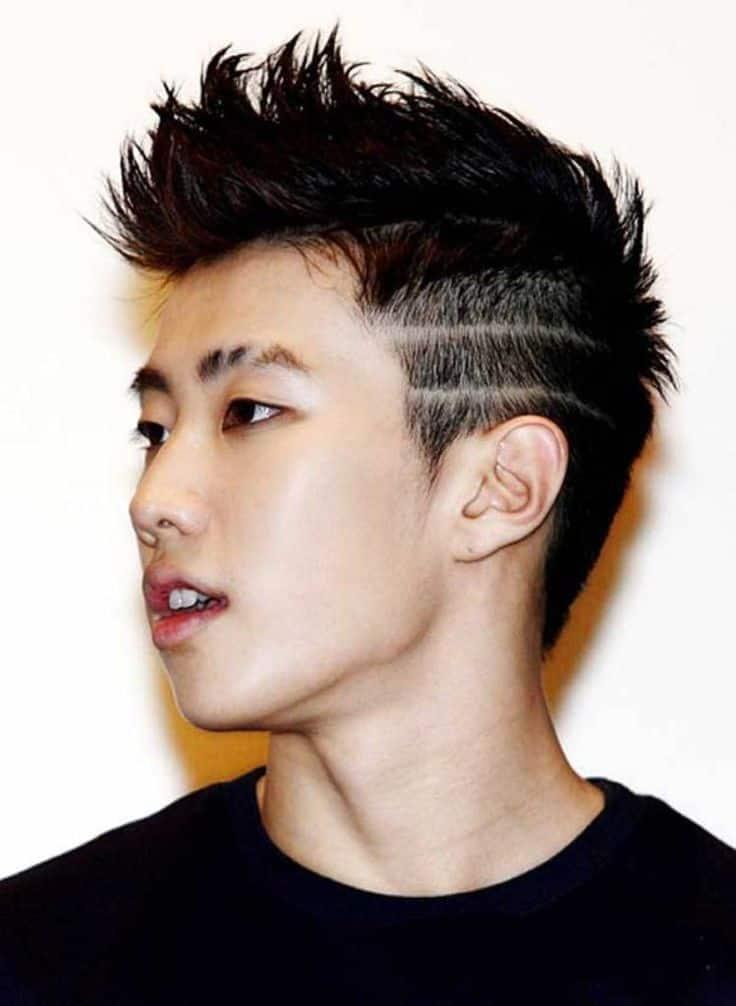 Super 50 Charming Asian Hairstyles For Men New In 2016 Short Hairstyles For Black Women Fulllsitofus