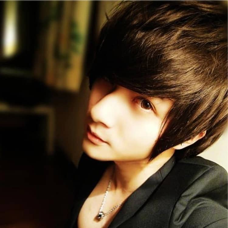 Sensational 50 Charming Asian Hairstyles For Men New In 2016 Hairstyles For Men Maxibearus