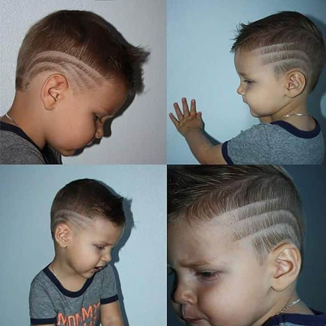 Chiffel Weblogs 25 Adorable Baby Boy Haircuts Specially For Your