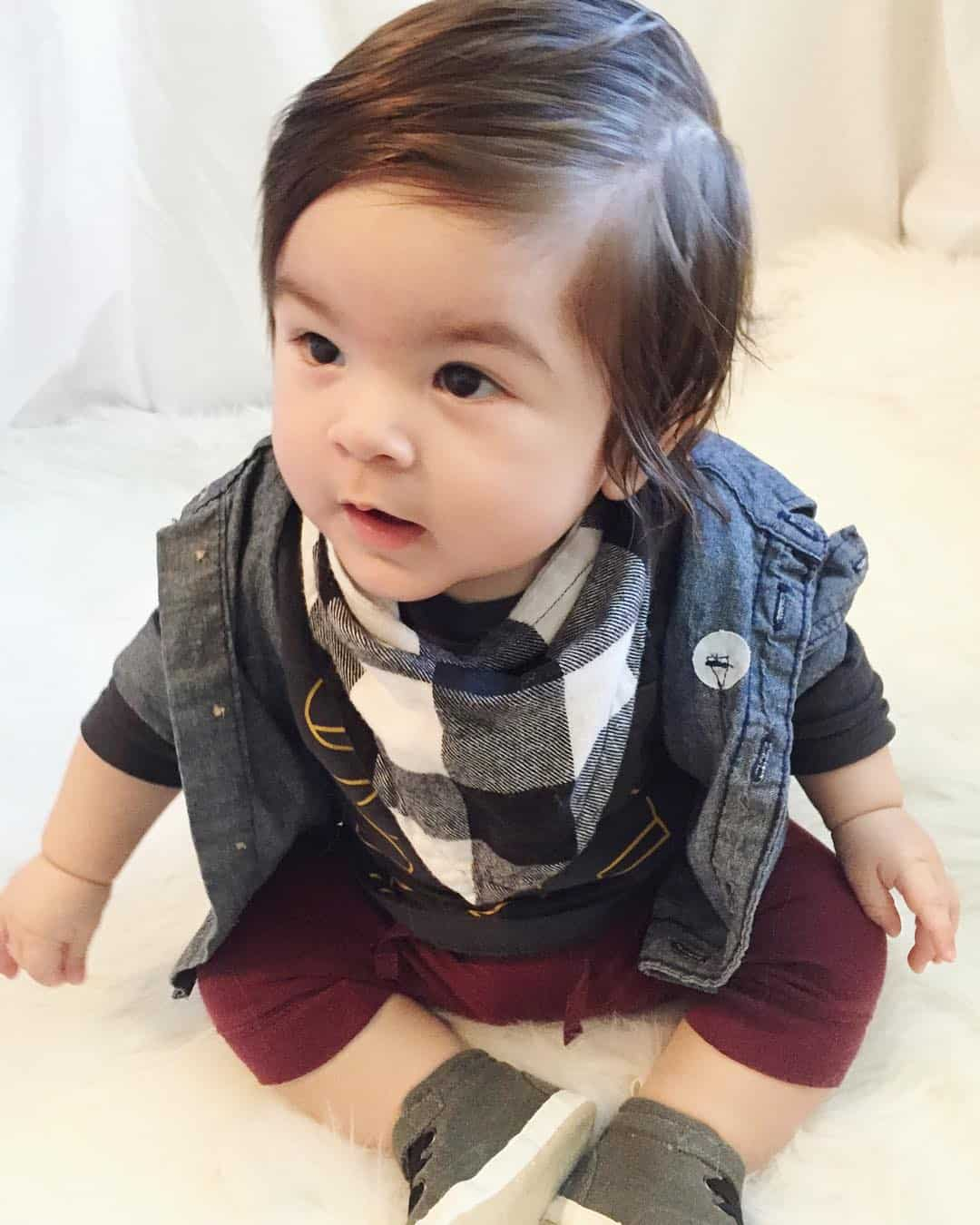 Incredible 25 Cute Baby Boy Haircuts For Your Lovely Toddler Hairstyle Inspiration Daily Dogsangcom