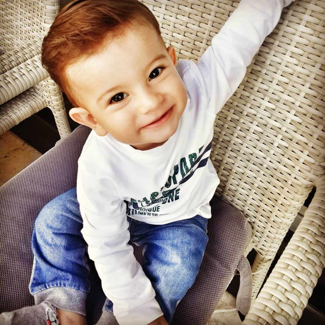 Admirable 25 Cute Baby Boy Haircuts For Your Lovely Toddler Hairstyle Inspiration Daily Dogsangcom