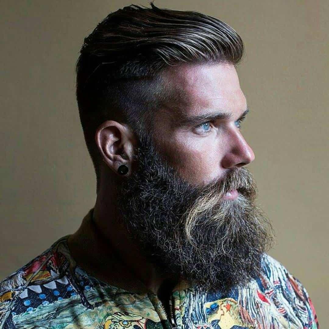 Brilliant How To Grow A Beard 25 Stylish Beard Styles Short Hairstyles For Black Women Fulllsitofus