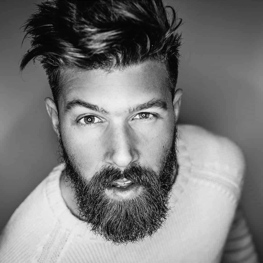 Hipster men hairstyles 25 hairstyles for hipster men look - 4 Almost Hipster Look