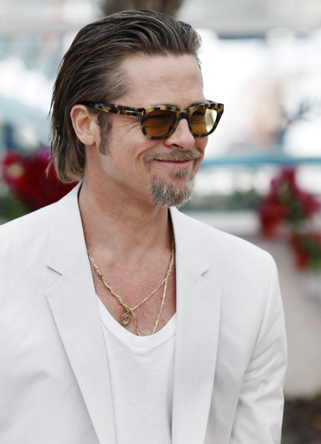 brad pitt hair styles 60 charming brad pitt hairstyles styling ideas 2018 3315
