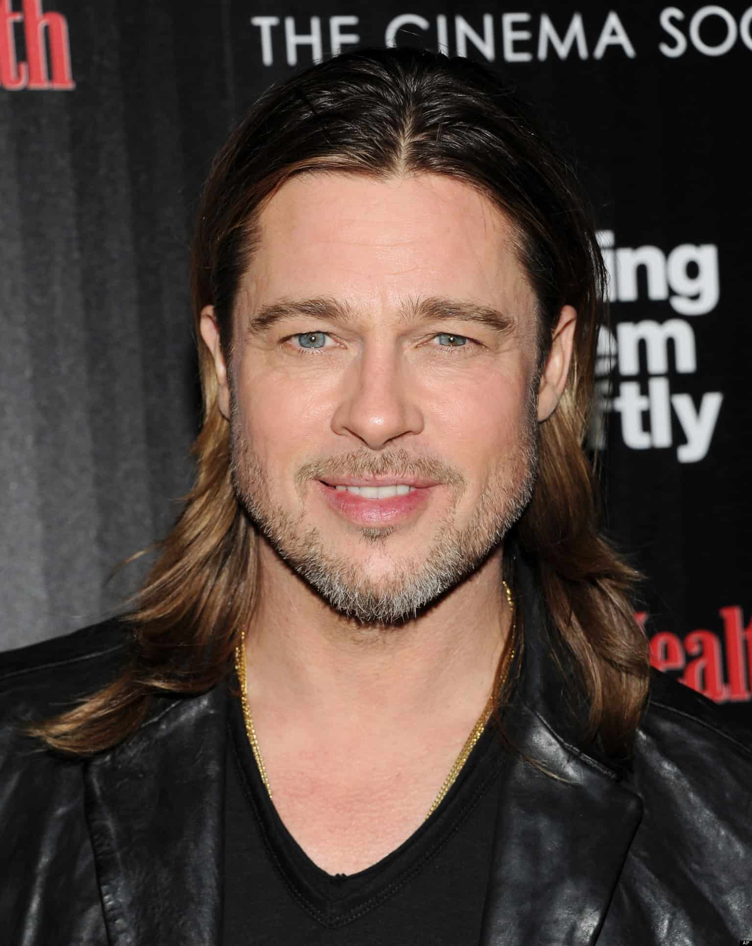 60 Charming Brad Pitt Hairstyles - Styling Ideas (2019) Brad Pitt