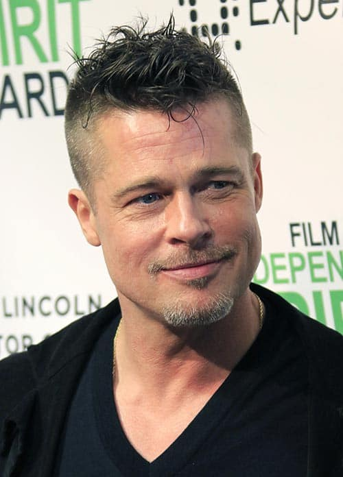 brad pitt hair styles 60 charming brad pitt hairstyles styling ideas 2017 3315