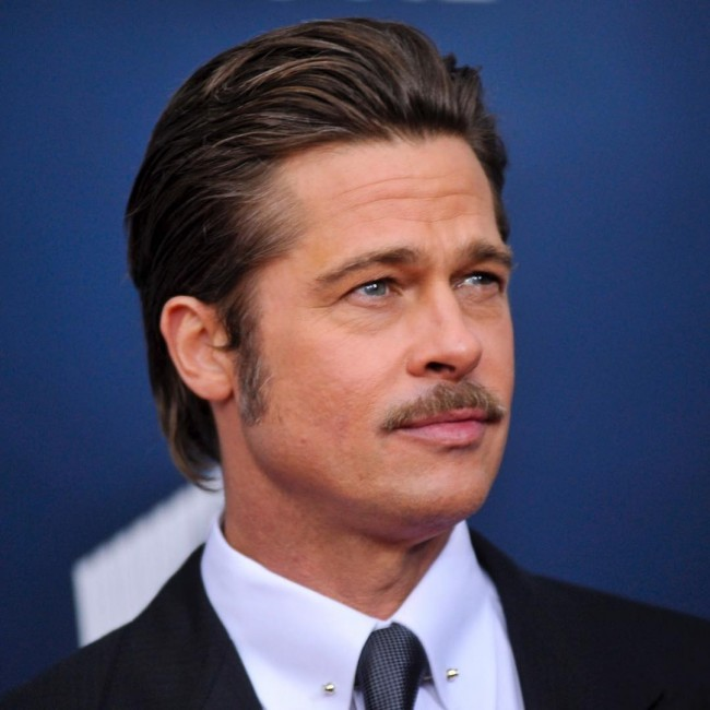 60 Charming Brad Pitt Hairstyles - Styling Ideas (2017)