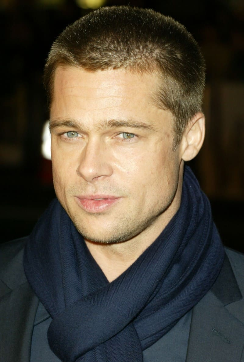 60 Charming Brad Pitt Hairstyles Styling Ideas 2018