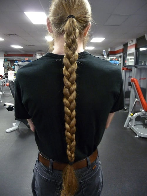 Miraculous 30 Masculine Braids For Long Hair Be Unique Amp Stylish Hairstyles For Men Maxibearus