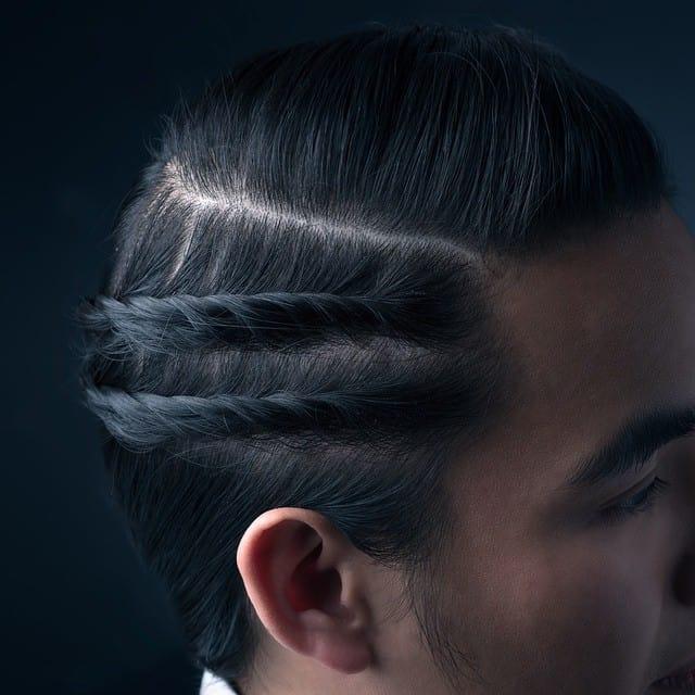 braids for long hair
