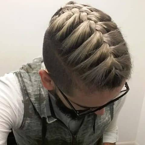50 Masculine Braids For Long Hair Unique Amp Stylish 2019