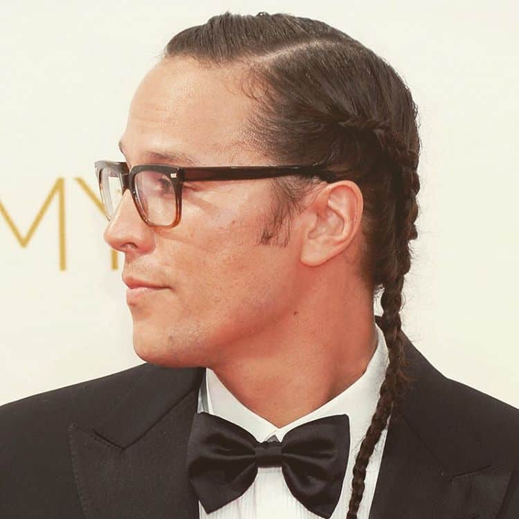Incredible 30 Masculine Braids For Long Hair Be Unique Amp Stylish Hairstyles For Men Maxibearus