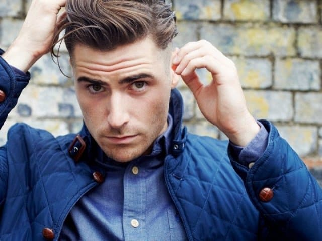 Comb Over Hair Style: 100 Tasteful Comb Over Haircuts