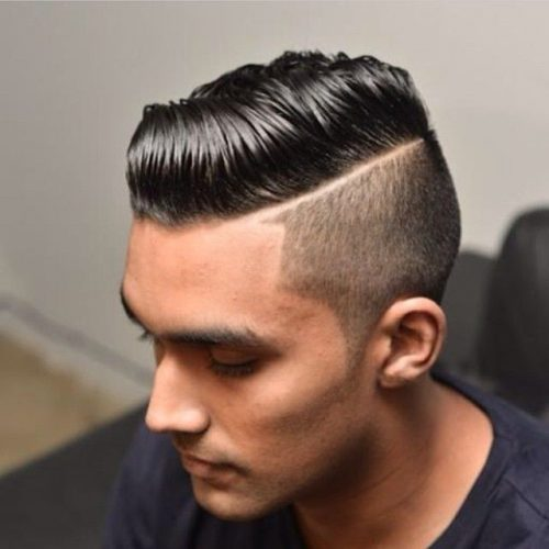 short comb over fade haircuts short hairstyle 2013