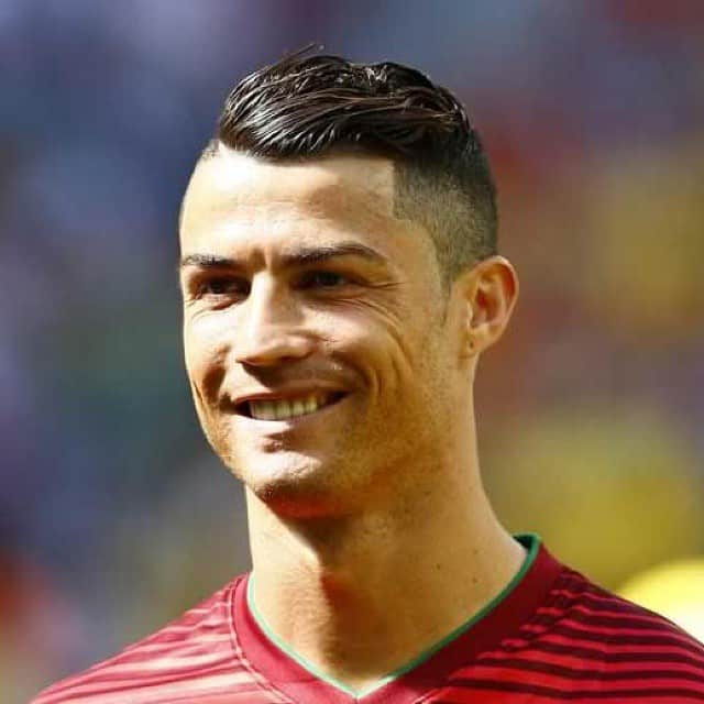christiano ronaldo hair styles 75 amazing cristiano ronaldo haircut styles 2018 ideas 6131