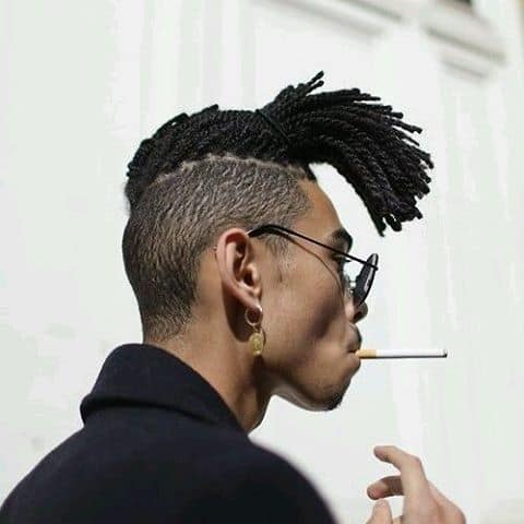 Terrific 70 Gorgeous Hairstyles For Black Men New Styling Ideas Hairstyles For Men Maxibearus