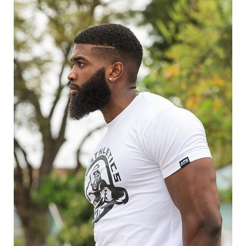 Beards styles for black men - photo#19