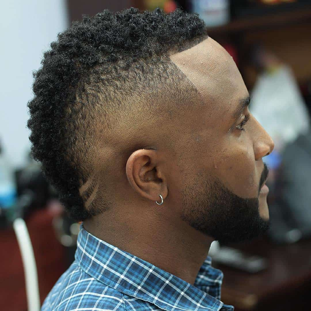 100 Gorgeous Hairstyles For Black Men - (2019 Styling Ideas)