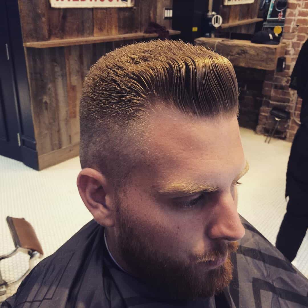 Excellent 50 Amazing Military Haircut Styles Choose Yours In 2017 Short Hairstyles Gunalazisus