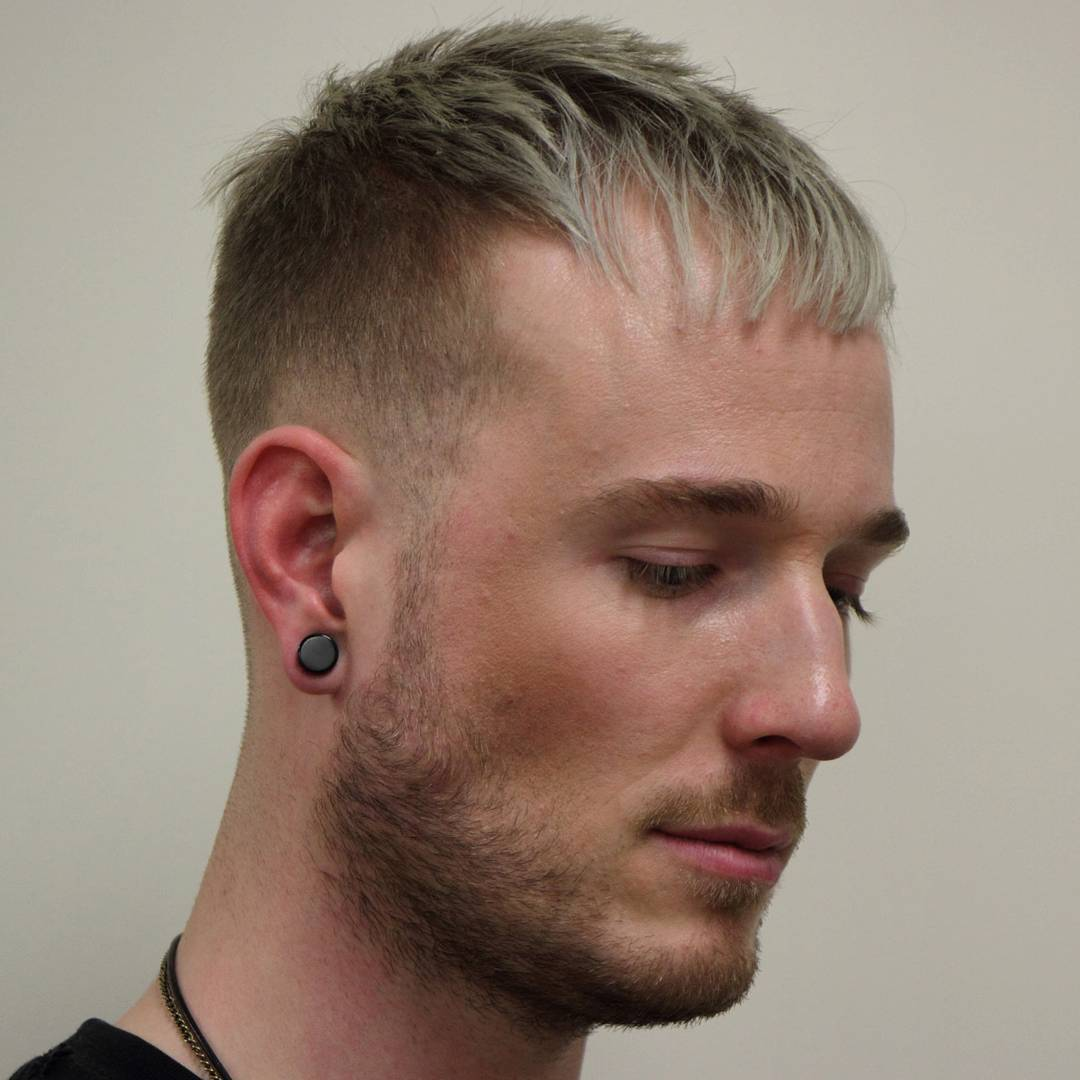 Superior 21 The Forward Motion Cut. Military Haircut