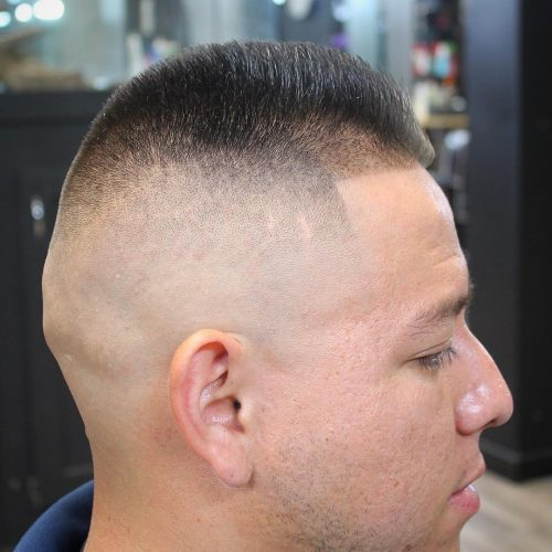 Boys military haircuts