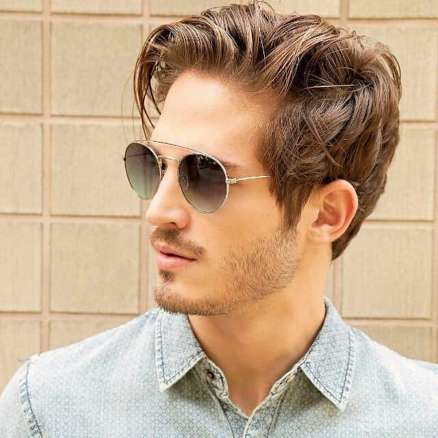 Sexiest hairstyles for men