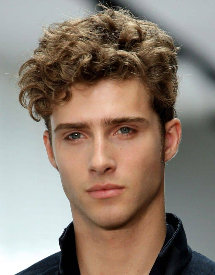 wavy and curly hairstyles