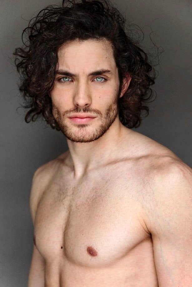 Hairstyles For Men With Curly Hair 2017 90