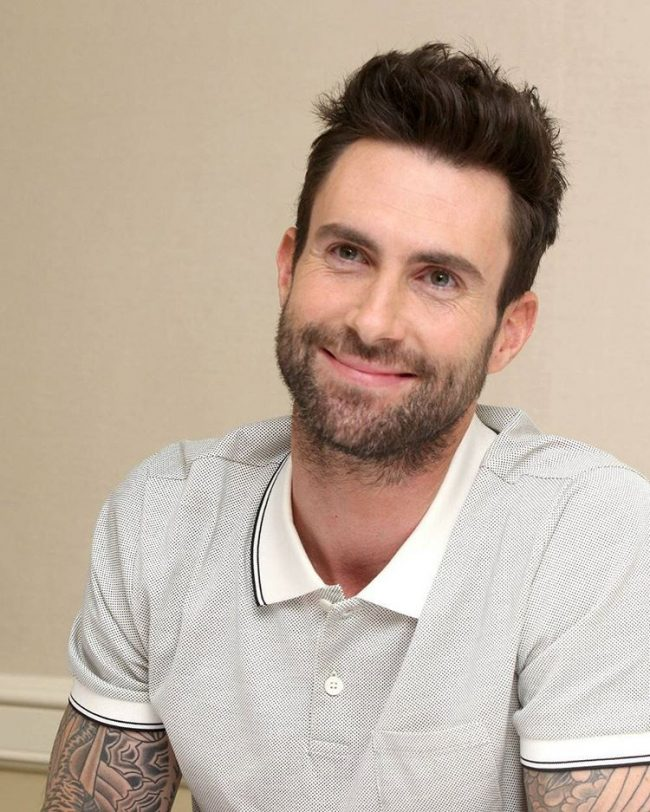 Adam Levine Haircut 30